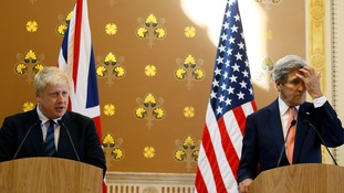 Boris Johnson grilled over 'outright lies' by US press