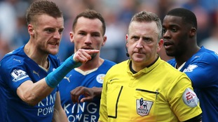 Players warned they must improve behaviour towards officials next season