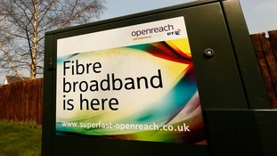Thousands of people around the UK have been affected by a BT broadband outage.