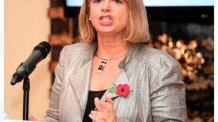 Defence Minister Harriett Baldwin