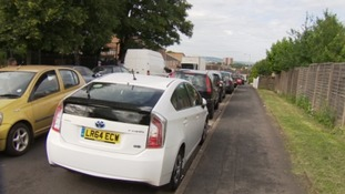 School parking nightmare: 'We're just waiting for an accident to happen'