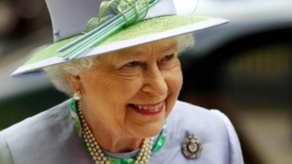 The Queen attended a Diamond Jubilee celebration at Eton College