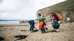 Welsh volunteers needed for UK-wide beach clean