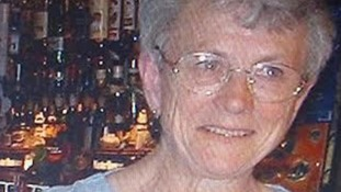 The road was shut for more than seven hours while police investigated Barbara Phipps' death