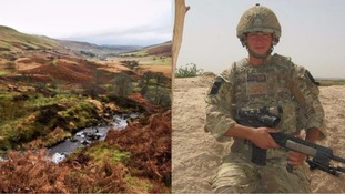 Josh Hoole who died on exercise in Brecon