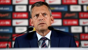 New England boss must want long-term stay says FA chief Glenn