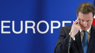 David Cameron EU Nobel Peace Prize
