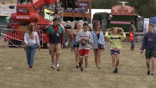 More than 30,000 people expected to attend Secret Garden Party.