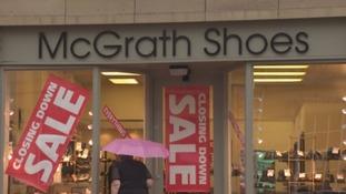 McGrath Shoes in Carlisle.