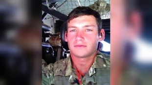 WATCH: Soldier 'died doing the job he loved'