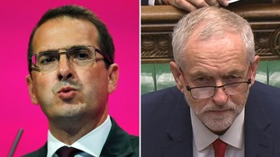 Owen Smith is challenging Jeremy Corbyn over leadership of the Labour Party