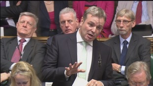 Jamie Reed speaking at Prime Minister's Questions.