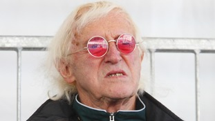 Jimmy Savile, pictured in 2010, was awarded an honorary degree by the University of Bedfordshire.