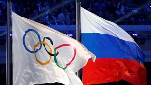 Russia loses appeal against Olympics ban over doping