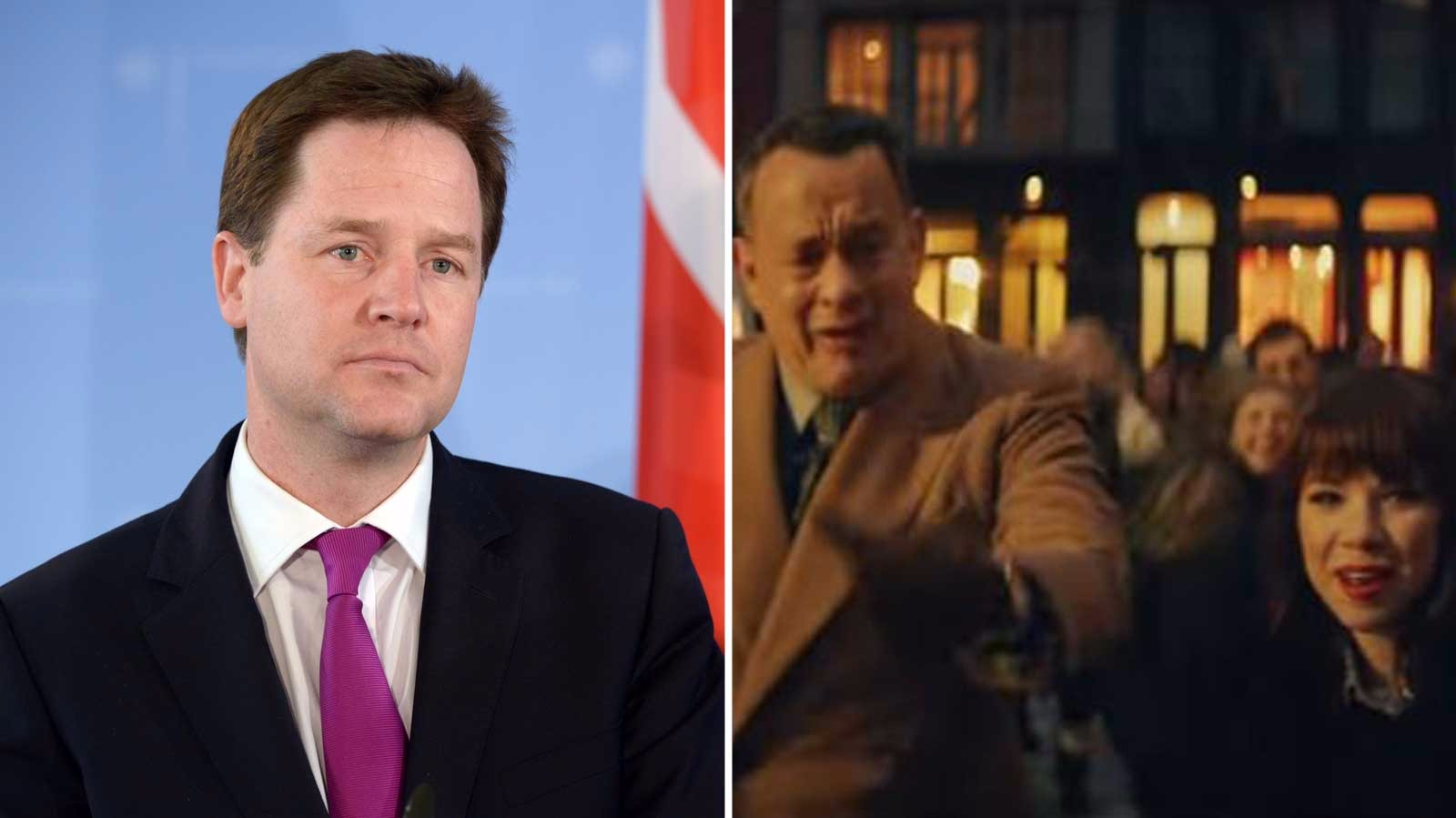 nick clegg son cancer