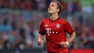 Gotze to make Dortmund return from Bayern Munich