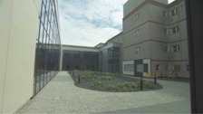 The new West Cumberland Hospital.