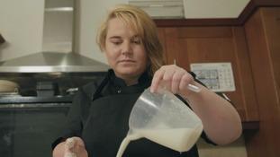 Fran baking