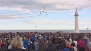 Sunderland airshow, 2015.