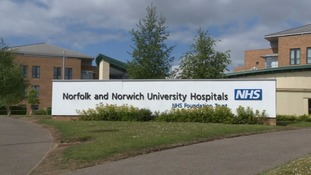 The Norfolk and Norfolk Hospital.