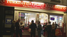 Staff assaulted in group fight in Turkish takeaway