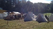 Battle of Hastings re-enactors