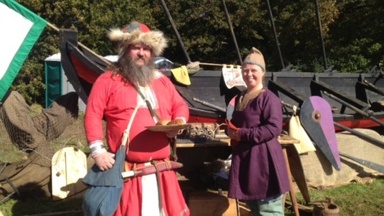 Battle of Hastings re-enactors
