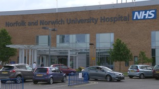 The Norfolk and Norwich University Hospital says they are determined to improve after being put into financial special measures.