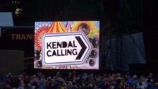 Kendal Calling music festival.