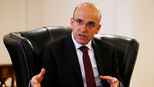 Mr Simsek said the AK Party had given a free hand to the Gulen movement for years