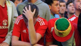 Fans' backlash over 'unfair' World Cup ticket policy