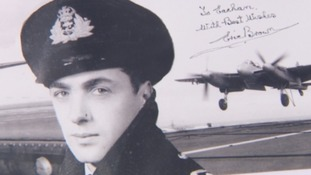 Flypast in memory of 'world's greatest test pilot'