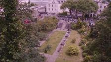Guernsey's Sunken Gardens plans withdrawn