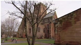 Carlisle Cathedral.