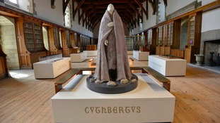Treasure exhibition to open at Durham Cathedral