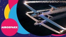 The AeroSPARX display team aims to bring  something a bit different to the line up.