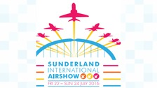 The 28th Airshow official logo