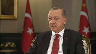 President Erdogan: Another coup attempt in Turkey is possible
