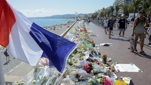 Five 'accomplices' charged in relation to Nice truck attack