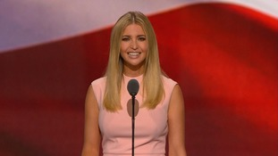 Ivanka Trump: 'My father will fight for all Americans'
