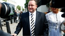 Sports Direct's Mike Ashley 'accountable' for 'appalling' work conditions, report finds