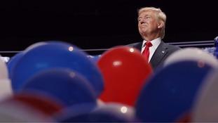 Donald Trump's speech was dark and frightening - but was it effective?