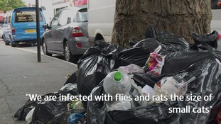 Fly tipping 'crisis' hits Birmingham suburb