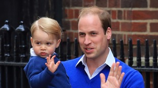Happy birthday Prince George - royal toddler turns three