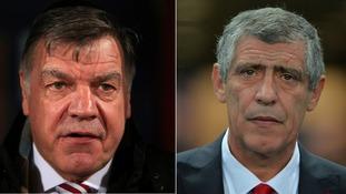 Opinion: Sam Allardyce can make England as tough to break down as European Champions Portugal under Fernando Santos