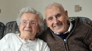 Could this be Britain's longest-living couple?