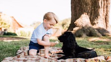 Local photographer captures Prince George's 3rd birthday