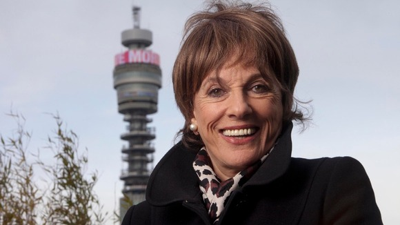 Childline founder Esther Rantzen