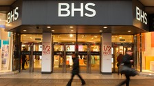 When is my BHS going to close?