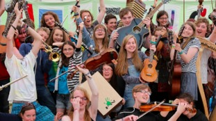 Thousands are expected at the Warwick Folk Festival this weekend